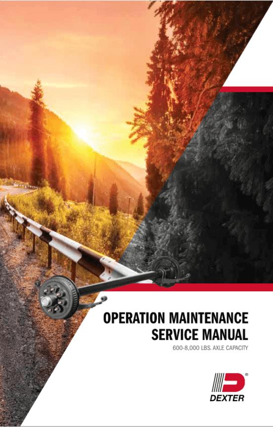 Dexter Maintenance Manual